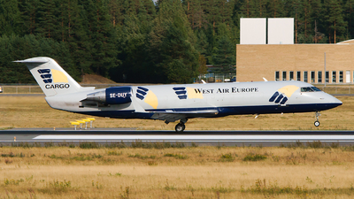 SE-DUY - Bombardier CRJ-200PF - West Air Europe