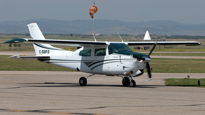 C-GBFD - Cessna T210M Turbo Centurion II - Private