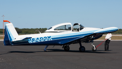 N5403K - Ryan Navion B - Private