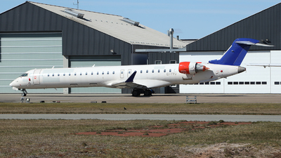 EI-FPJ - Bombardier CRJ-900LR - Nordic Aviation Capital (NAC)
