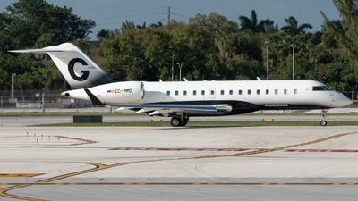 A picture of ECMMD - Bombardier Global Express XRS - Gestair - © Matthew Calise