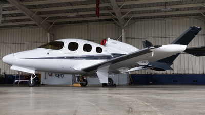 N338WY - Cirrus Vision SF50 G2 - Private