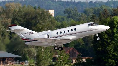 A picture of CSDRU - Hawker 800XPi - [258821] - © Moritz Stumpp