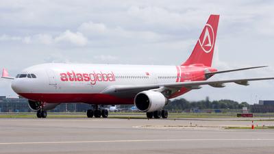 TC-AGD - Airbus A330-203 - AtlasGlobal