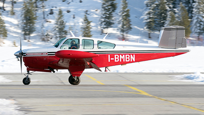 I-BMBN - Beechcraft B35 Bonanza - Private