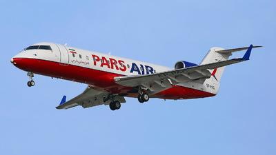 EP-PAC - Bombardier CRJ-200LR - Pars Air