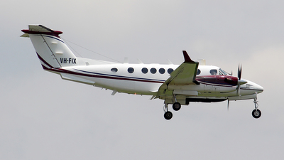 VH-FIX - Beechcraft B300 King Air 350 - Pearl Aviation