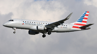 N208AN - Embraer 170-200LR - American Eagle (Compass Airlines)