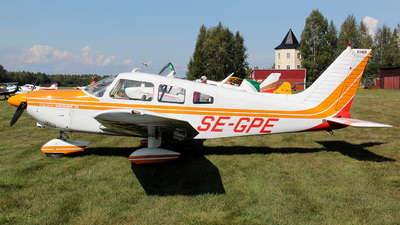 SE-GPE - Piper PA-28-181 Archer II - Private