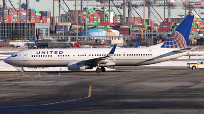 N75429 - Boeing 737-924ER - United Airlines