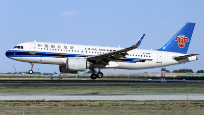 A picture of B30AA - Airbus A320251N - China Southern Airlines - © nibrage