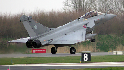 104 - Dassault Rafale C - France - Air Force