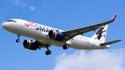 CC-AWQ - Airbus A320-271N - JetSmart