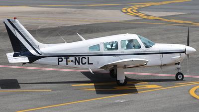 PT-NCL - Embraer EMB-711C Corisco - Private