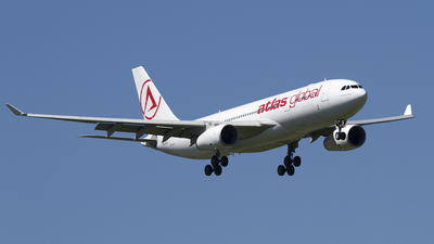SU-ALC - Airbus A330-243 - AtlasGlobal