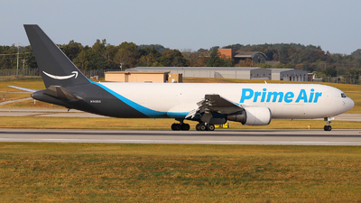 N1499A - Boeing 767-328(ER)(BCF) - Amazon Prime Air (Atlas Air)