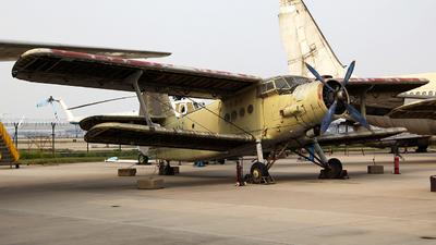 B-8452 - Yunshuji Y-5 - China Eastern Airlines
