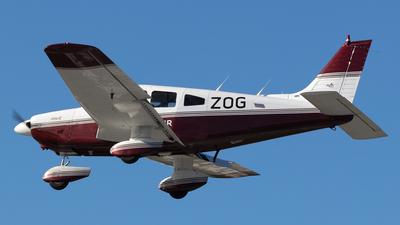 A picture of ZKZOG - Piper PA28181 Archer - [288690010] - © Jack Walker