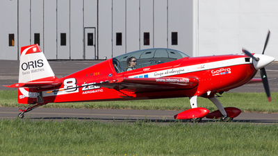 SP-AUP - Extra 330LC - Zelazny Aerobatic Team