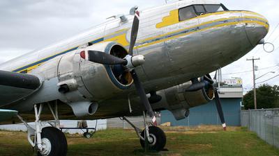 CF-PWH - Douglas DC-3 - Private