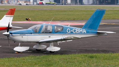 G-CBHA - Socata TB-10 Tobago - Private