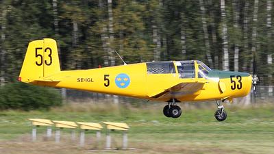 SE-IGL - Saab 91B Safir - Private