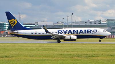 A picture of EIDCO - Boeing 7378AS - Ryanair - © Adam Kubicek