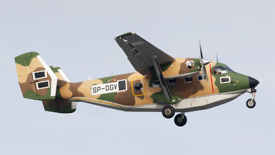 SP-DGV - PZL-Mielec M-28 Skytruck - PZL-Mielec