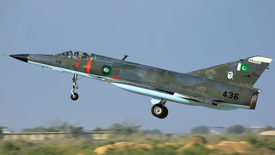 79-436 - Dassault Mirage 5DPA2 - Pakistan - Air Force
