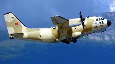 CN-AMO - Alenia C-27J Spartan - Morocco - Air Force