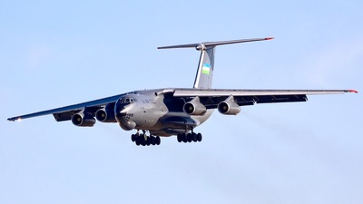 UK-76007 - Ilyushin IL-76MD - Uzbekistan - Air Force