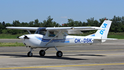 OK-DSK - Reims-Cessna F150H - Delta System-Air