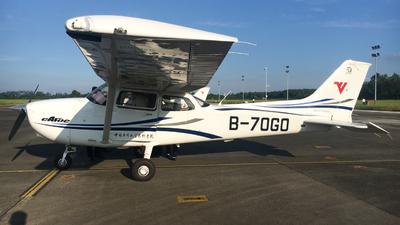 B-70G0 - Cessna 172S Skyhawk SP - Civil Aviation Flight University of China