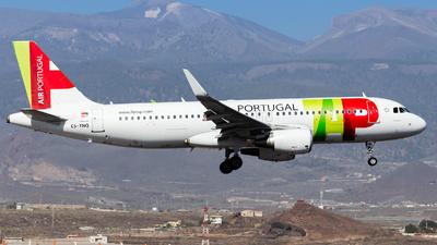 CS-TNQ - Airbus A320-214 - TAP Air Portugal