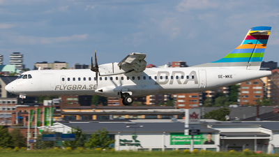 SE-MKE - ATR 72-212A(600) - Braathens Regional
