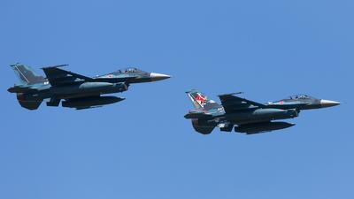 13-8519 - Mitsubishi F-2A - Japan - Air Self Defence Force (JASDF)