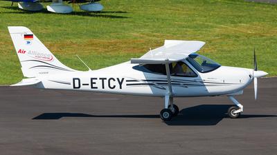 D-ETCY - Tecnam P2008JC MkII - Air Alliance