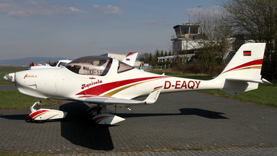 D-EAQY - Aquila A210 - Private