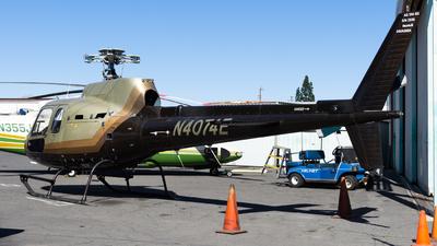 N4074E - Eurocopter AS 350B2 Ecureuil - Helinet Aviation