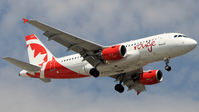 C-GSJB - Airbus A319-112 - Air Canada Rouge
