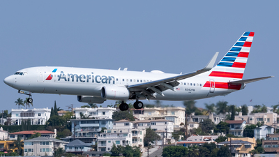 A picture of N342PM - Boeing 737823 - American Airlines - © Ricky Teteris