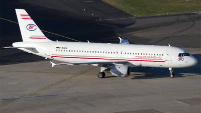 D-AIQS - Airbus A320-211 - TFC-Käufer Flugbetrieb