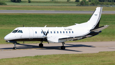 G-LGNU - Saab 340B - Loganair