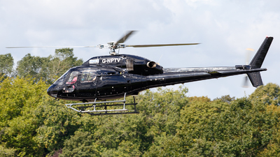 G-NPTV - Eurocopter AS 355NP Ecureuil 2 - Arena Aviation