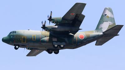 75-1075 - Lockheed C-130H Hercules - Japan - Air Self Defence Force (JASDF)