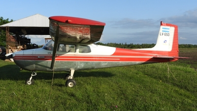LV-GSO - Cessna 172 Skyhawk - Private