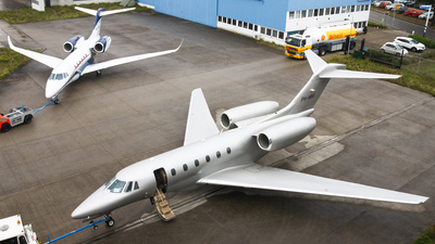 PH-NNX - Cessna 750 Citation X - JetNetherlands
