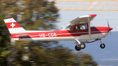 HB-CDB - Reims-Cessna F150L - Private