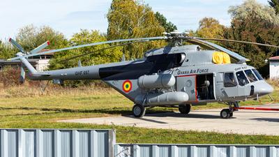 GHF697 - Mil Mi-171Sh Baikal - Ghana - Air Force
