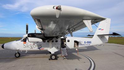 A picture of GISSG - De Havilland Canada DHC6300 Twin Otter - Skybus - © Daniel Nicholson